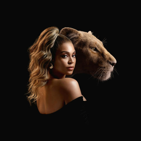 Beyoncé producerar och sjunger på nya albumet The Lion King: The Gift som släpps 19 juli