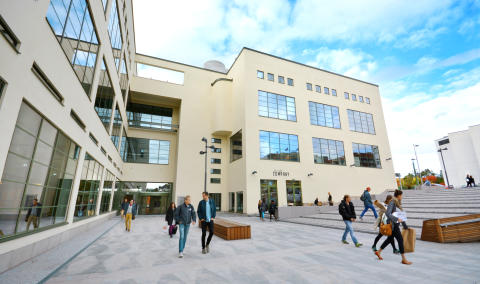 Textilhögskolan välkomnar till öppet hus
