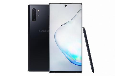 Samsung Galaxy Note10+_Aura Black