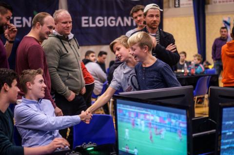 Elgiganten går ind i e-sport med et unikt samarbejde med Sørby eSport