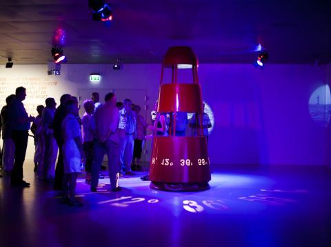 Rabatdag for pensionister på M/S Museet for Søfart