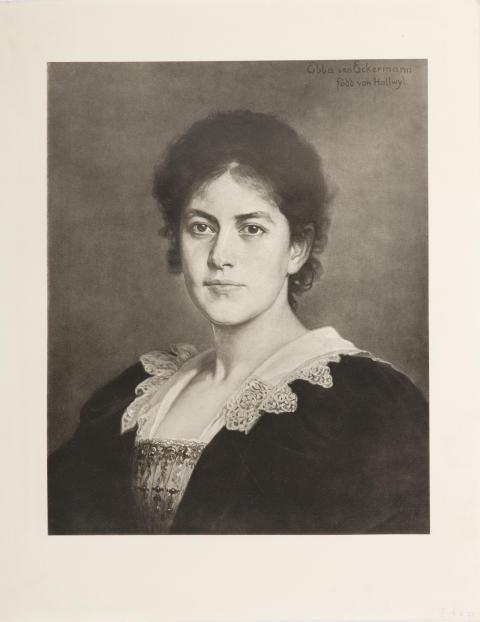 En kvinnas röst - Ebba von Eckermann i frigörelsens tid