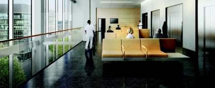 Skissuppdrag patientlokaler för Nya Karolinska Solna