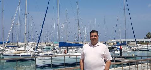 Karpaz Gate Marina: Karpaz Gate Marina Appoints New Harbour Master