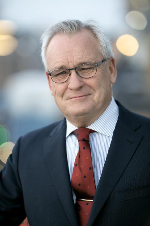 SIQs Ordförande jan Sundling