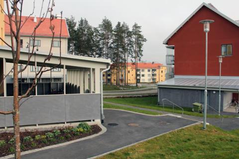 Steningehöjden – hit flyttar kommunens unga hushåll