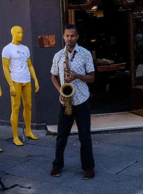 Mark Turner 140817 Oslo Jazzfestival