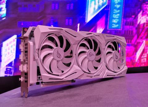 Nordic Launch for ROG Strix GeForce RTX 2080 SUPER White Edition