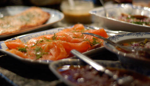 Minska matsvinnet - tips till dig som ska äta julbord