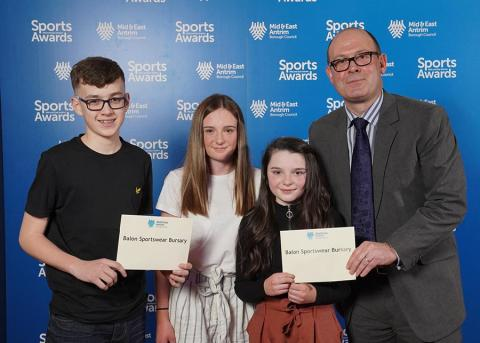 Who will win the silverware at Mid and East Antrim Borough Council's Sports Awards 2020?
