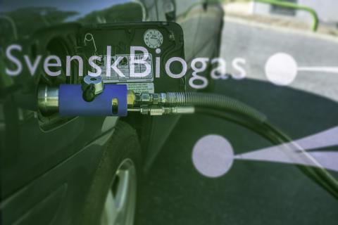 Ny biogasmack invigd i Linköping