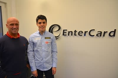 EnterCard Group støtter ungt sjakktalent: Går inn som en av de første sponsorene til Aryan Tari