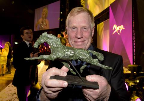 Stefan Melander vinnare av Årets häst med Nuncio