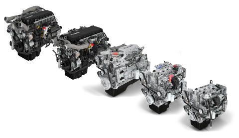 23. PACCAR MX13-MX11-PX7-PX5-PX4 Engine