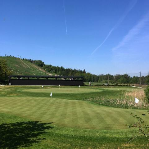 Om- och nybyggnation av golfbanan vid Ekholmsnäs Golf Lidingö inleds i september