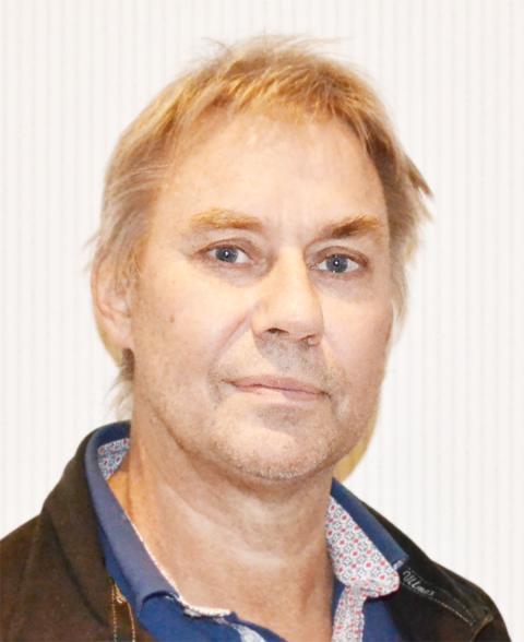Ola Berg, verksamhetschef och sjuksköterska, vårdcentralen NorraHamn