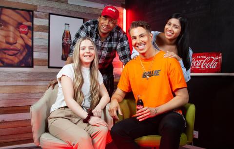 Suosittu CokeTV Suomi -kanava uudistaa koko juontajakaartinsa