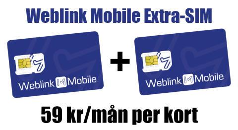 Weblink Mobile Extra-SIM