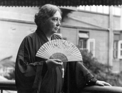 100 år med Sigrid Undset – To nye utstillinger åpner