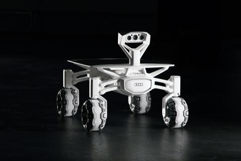 Mission to the Moon: AUDI sender køretøj til månen