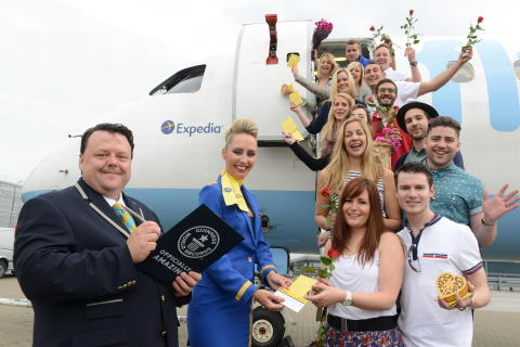 THE EXPEDIA HOLIDATE