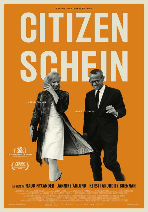 """Lindesbergs Filmstudio startar höstterminen med """"Citizen Schein"""""""