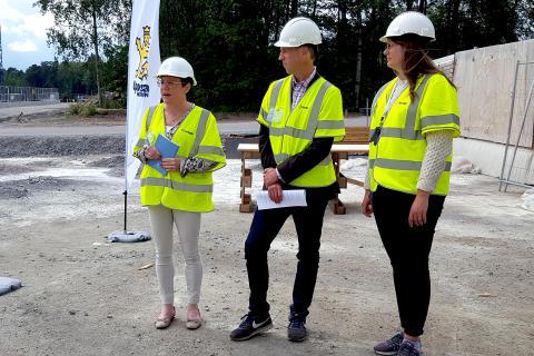 Uppsala satsar på kooperativa hyresrätter tillsammans med Stockholms Kooperativa Bostadsförening