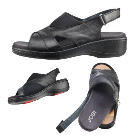 Sandal för hallux valgus