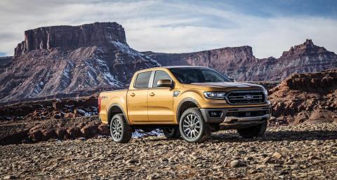 Ford Ranger_NAIAS