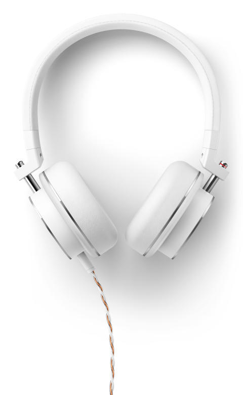 Onkyo H500M High Resolution Audio on-ear headphones
