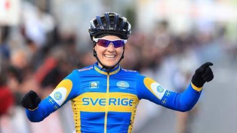 """Johansson vann Thüringen runt: """"Hade allt under kontroll"""""""