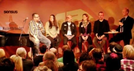Manifest On Tour - en seminarieturné för musikbranschen