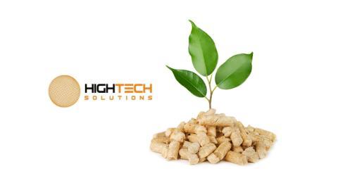 Högteknologisk pelletsvärmare – miljövänligt & ekonomiskt effektivt