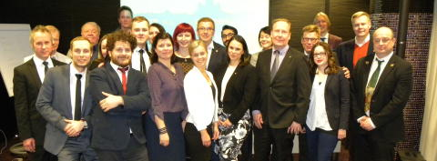 Les Clefs d'Or of Finland meets Haaga-Helia in their annual meeting