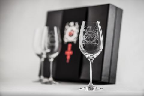 Slayer Wine Glasses