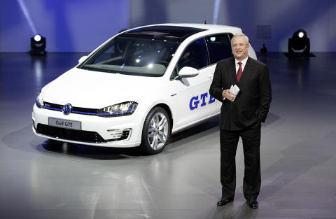 Volkswagen Group starts electro-mobility campaign in China