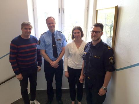 Polisen och kommunen har levt upp till trygghetsskapande medborgarlöften