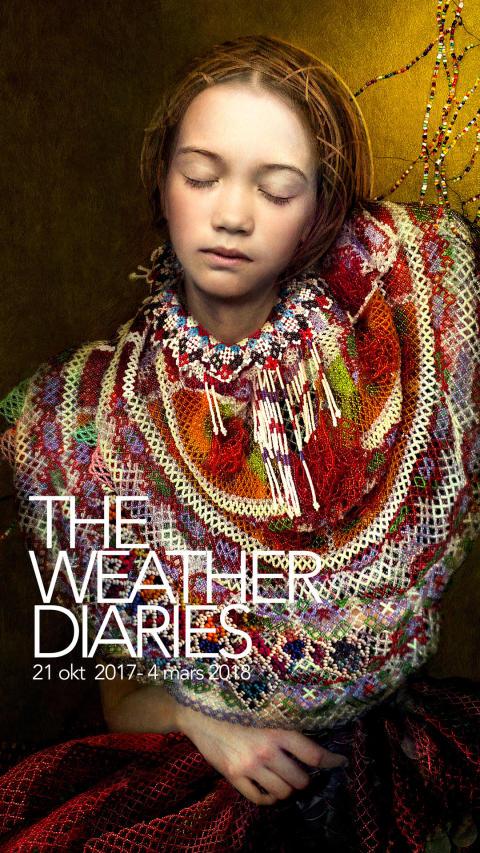 The Weather Diaries- ny utställning på Textilmuseet