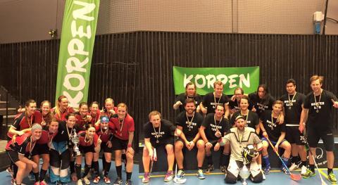 Koffes Liv och After Work är Sveriges bästa korplag i innebandy