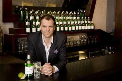 Världens främsta bartendertävling, World Class, kommer till Oslo och Stockholm
