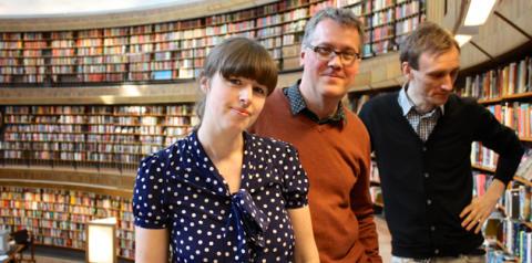 Biblioteket lyfter översättning på Stockholm Literature
