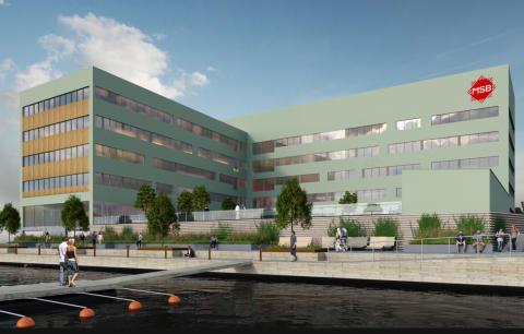 Skanska säljer kontorsfastighet i Karlstad till Vacse för cirka 250 miljoner kronor