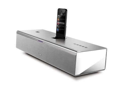 Loewe Sound Port Compact - Sølv