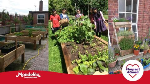 Health for Life celebrates National Gardening Week