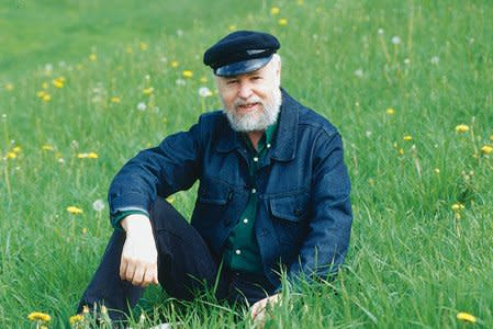 Forfattar Rolf Sagen har gått bort