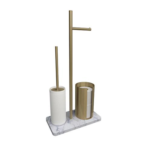 Pomd`or_x_Rosenthal_Equilibrium_WC-Kombination_weiss_Rippen_Bronze
