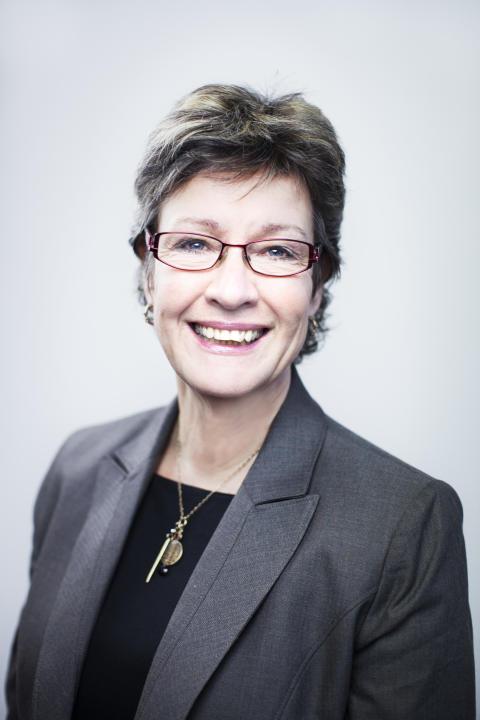 Åsa Bergenheim, rektor vid Karlstads universitet