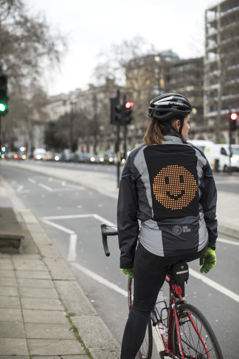 Emoji jacket