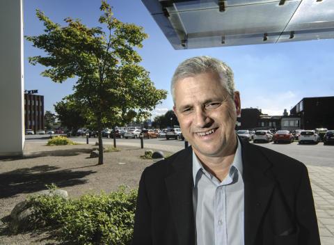 Björn Paulsson, chef för medicinska avdelningen vid Novartis Onkologi