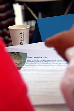 Fler lärare med hjälp av designmetodik i Almedalen?